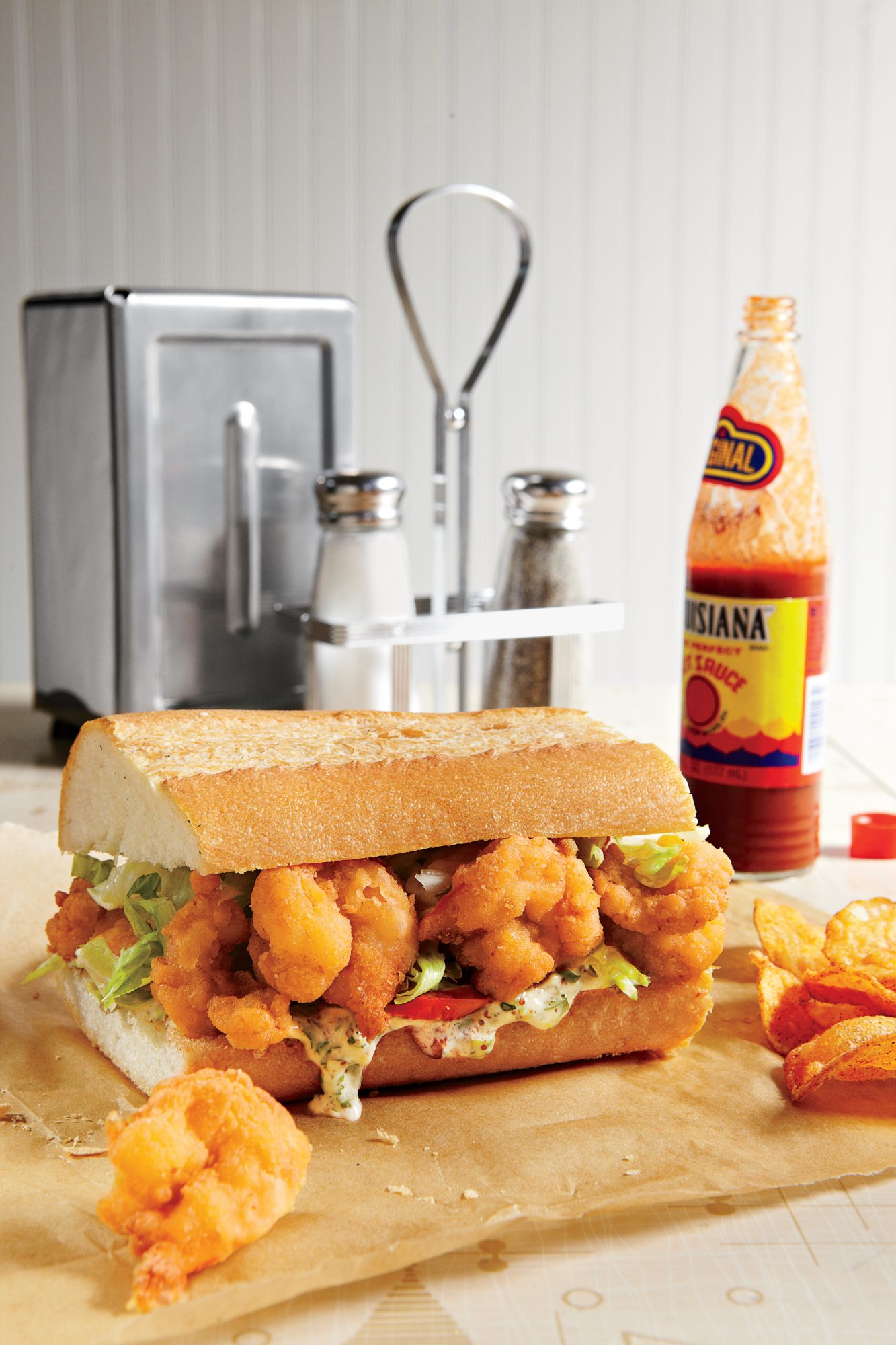 NOLA's Best Po'boy Joints