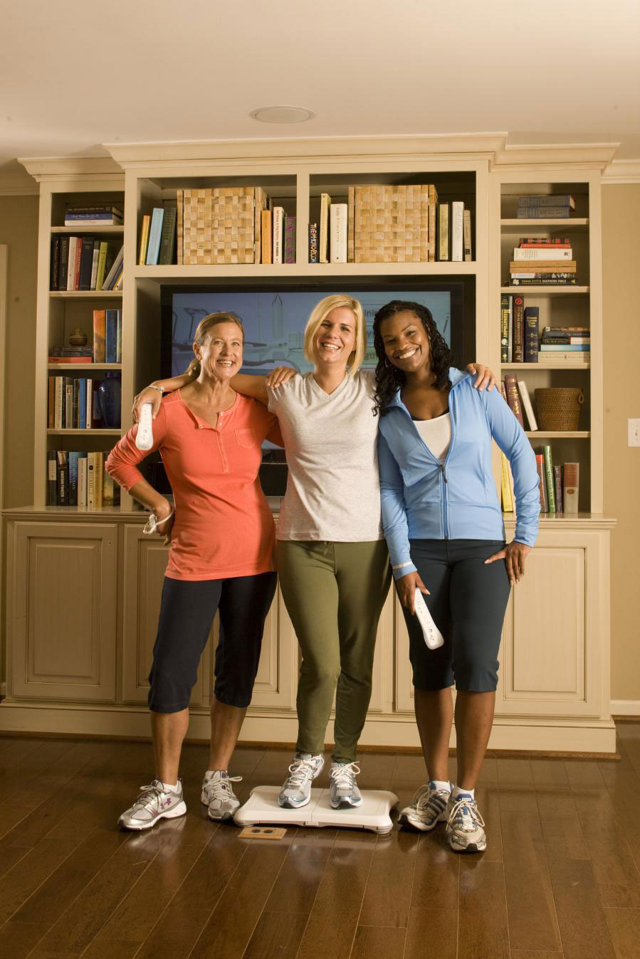 wii fit group