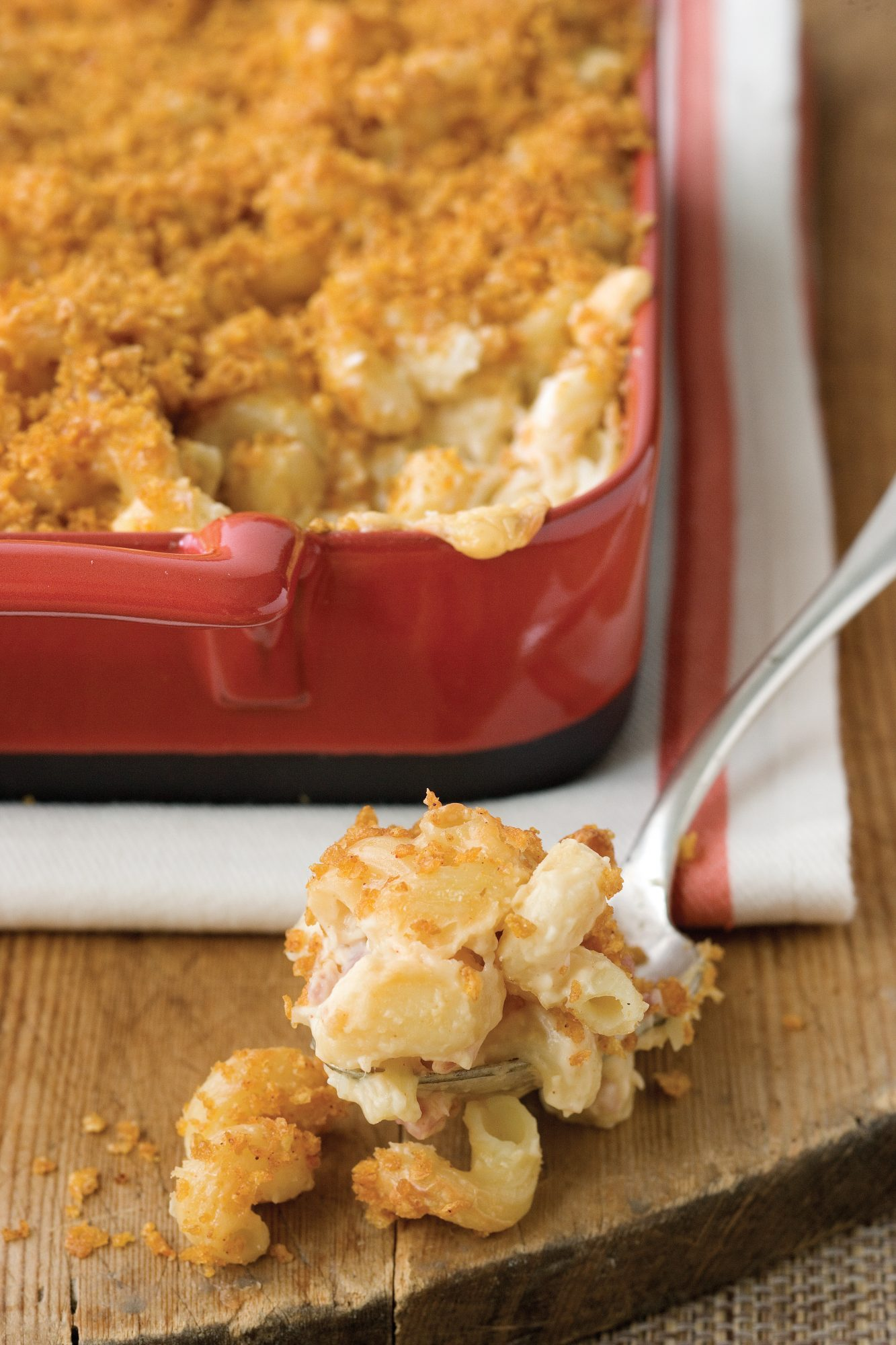 Best-Ever Mac and Cheese