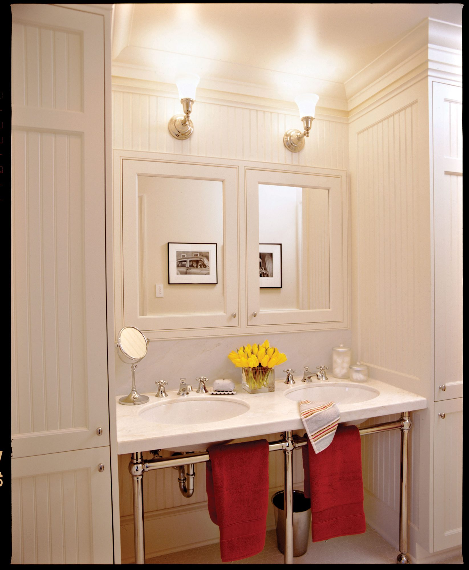 A Vanity Made for Two