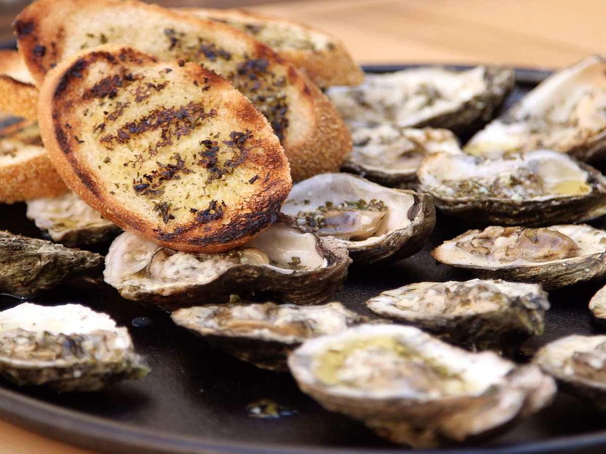 David Guas King's Grilled Oysters Image
