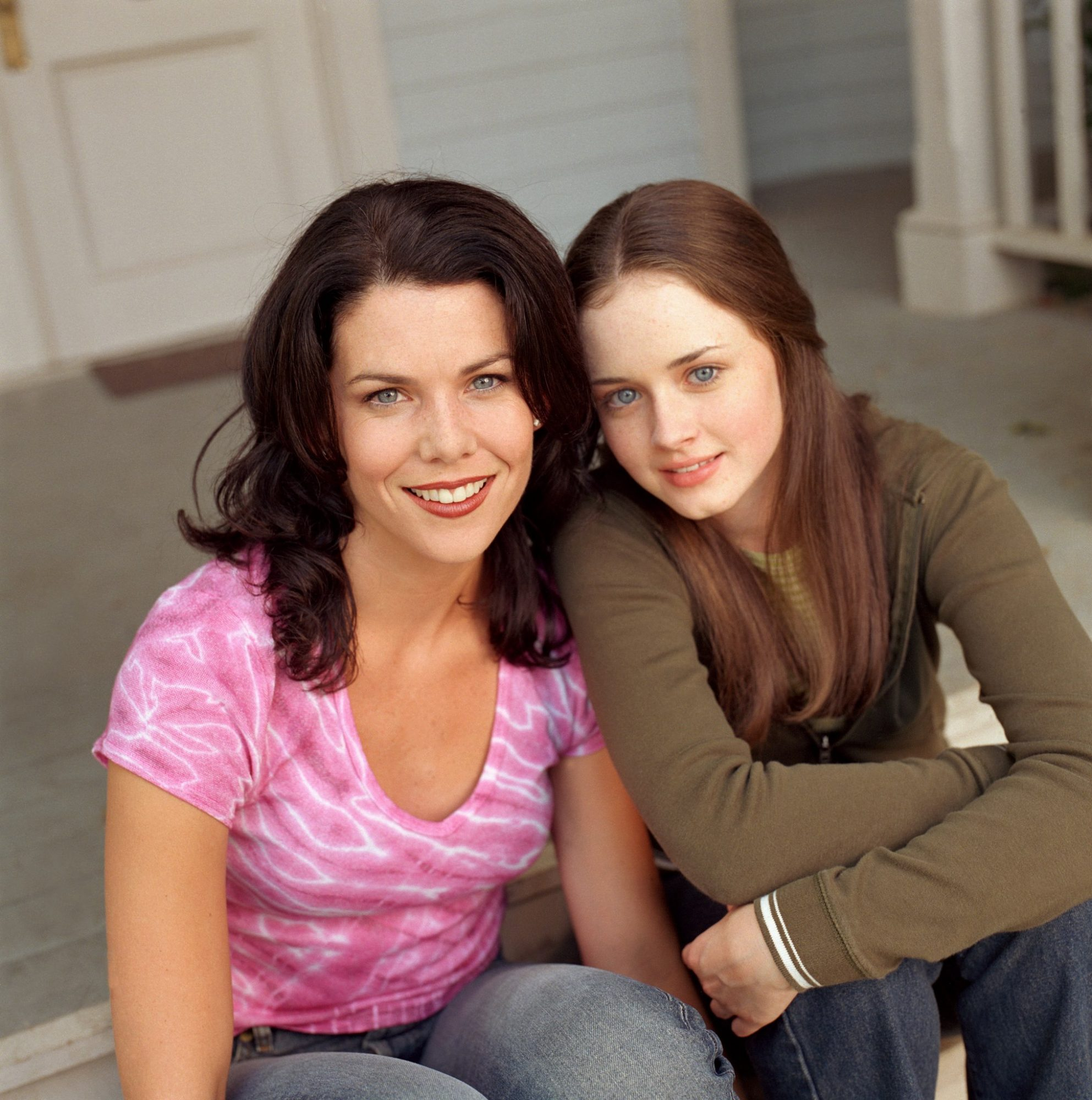Laureli and Rory Gilmore