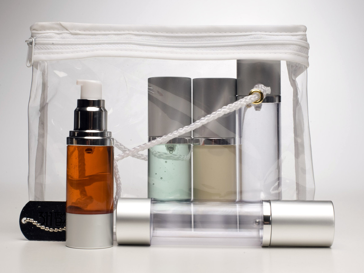 Travel-Sized Beauty Products