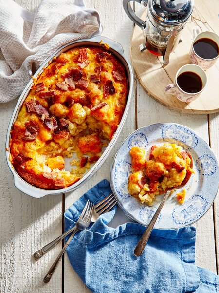 Tater Tot Breakfast Casserole Recipe Southern Living
