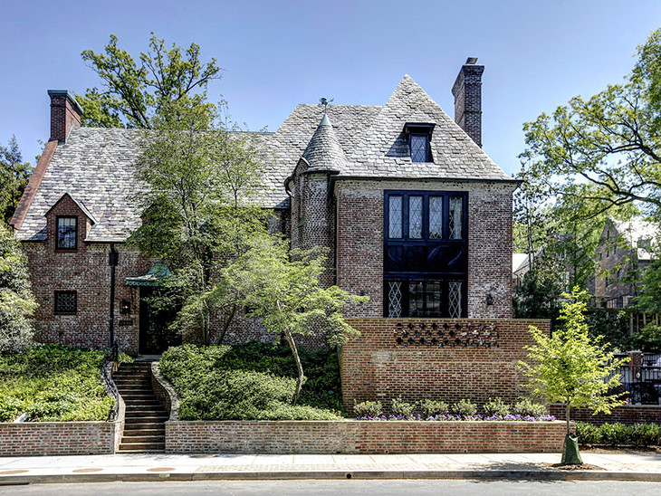 Obamas New Washington DC House