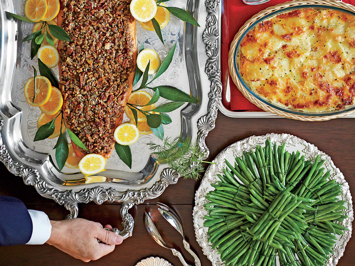 Two Trays Every Southern Hostess Needs