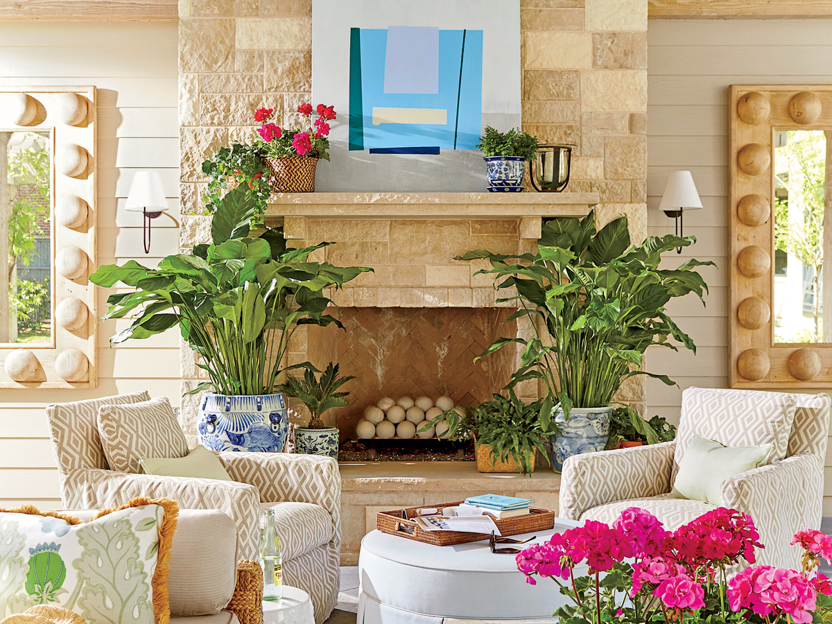 Summer Home Decor Ideas  Southern Living
