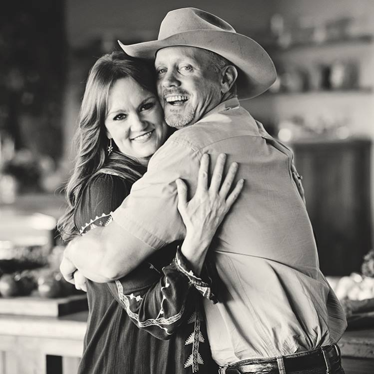 Ree Drummond and Husband Ladd
