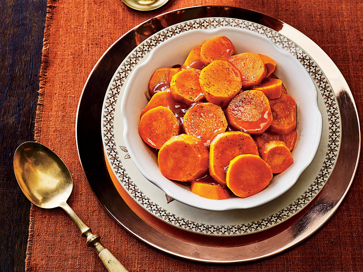 Classic Candied Yams Recipe Image