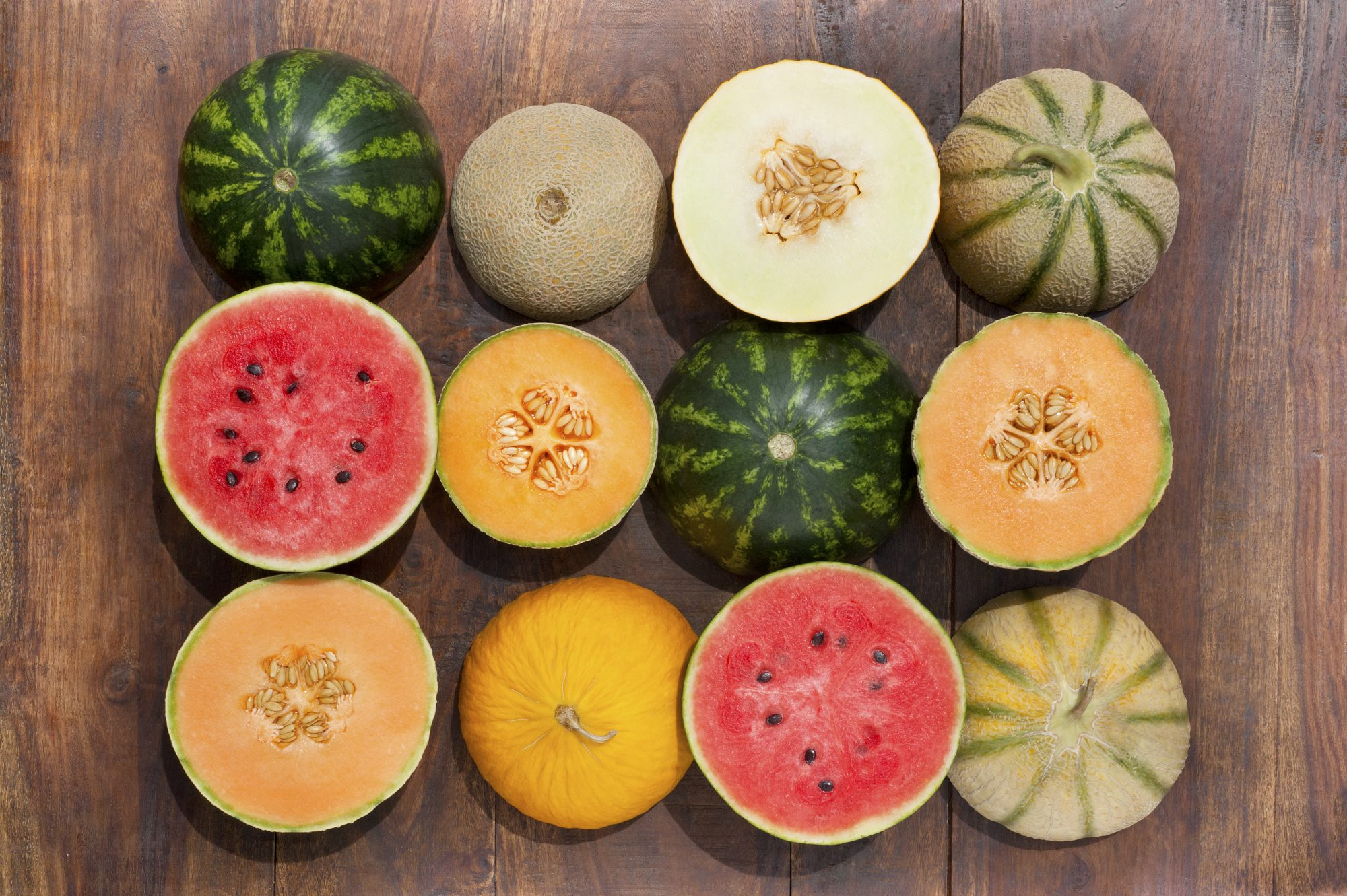 How to Pick a Good Melon