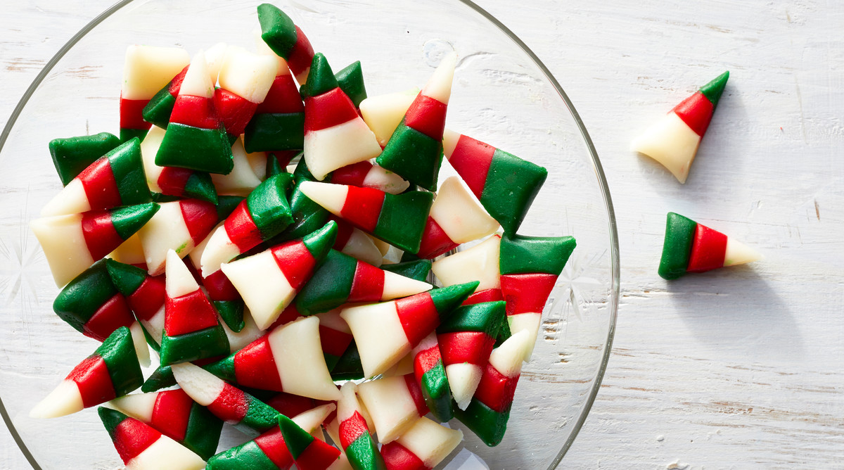 Christmas Candy Corn