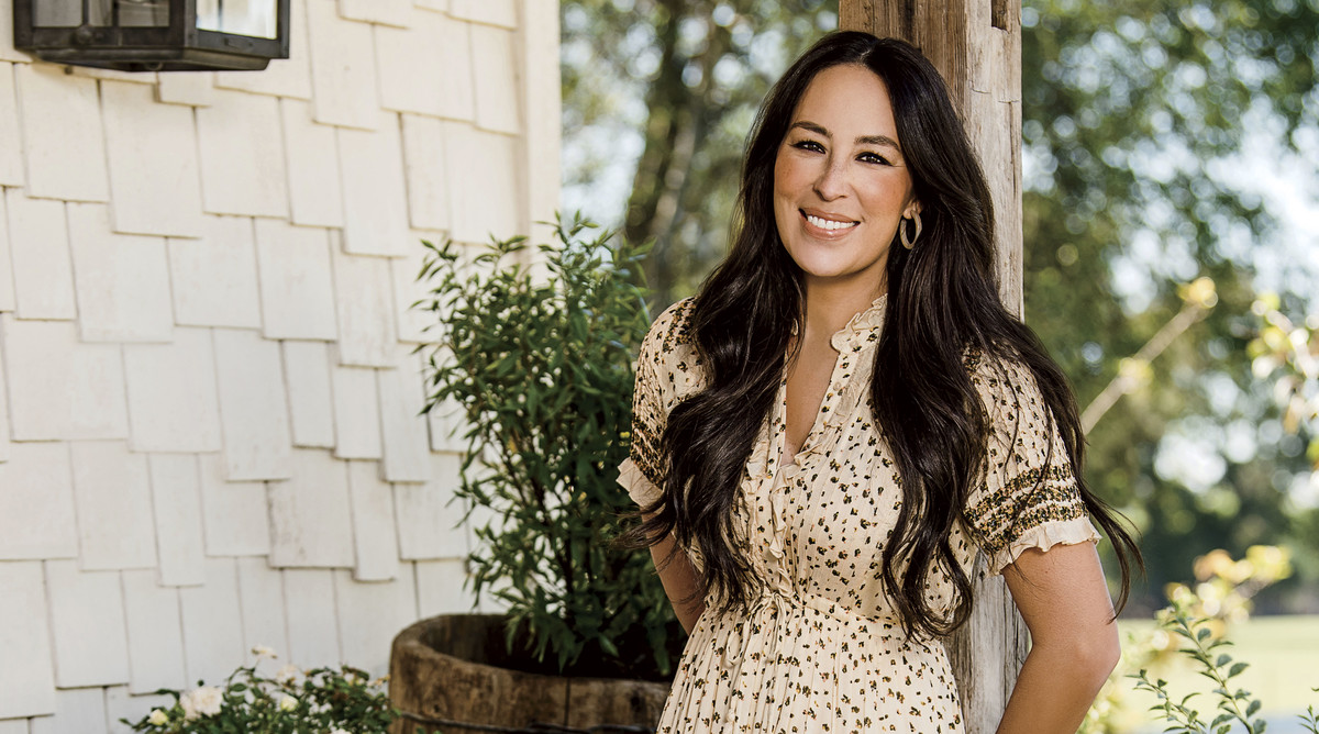 Joanna Gaines Porch