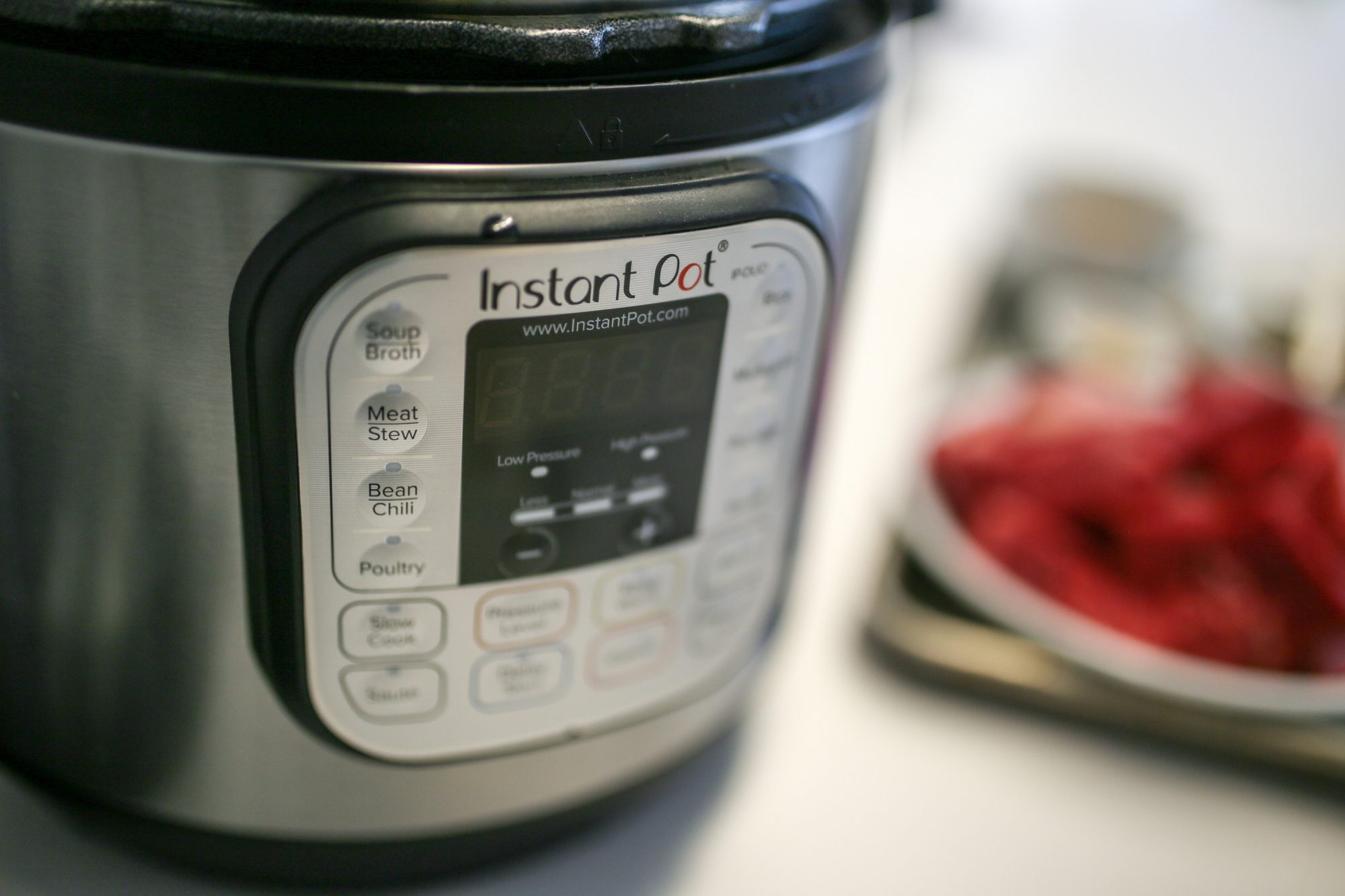 Instant Pot in Kitchen