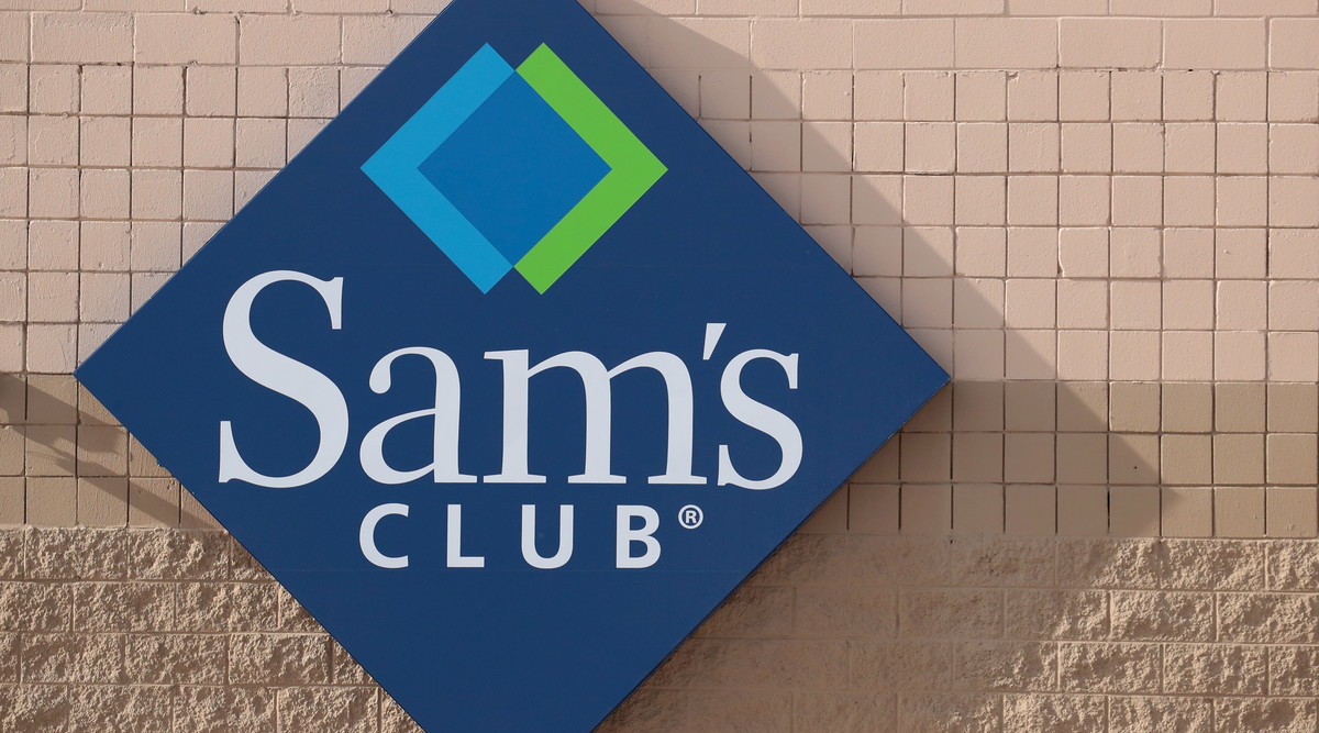 Sams Club Sign