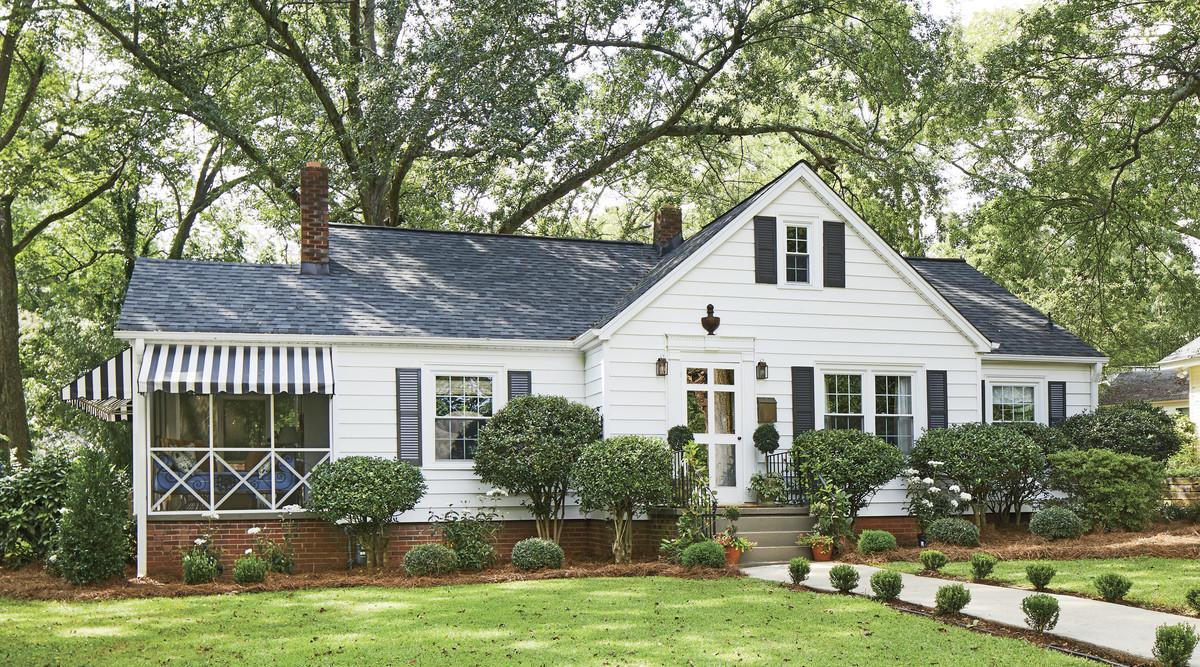 Whitney McGregor Greenville, SC Home Exterior