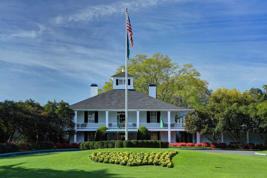 Augusta National Golf Clubhouse