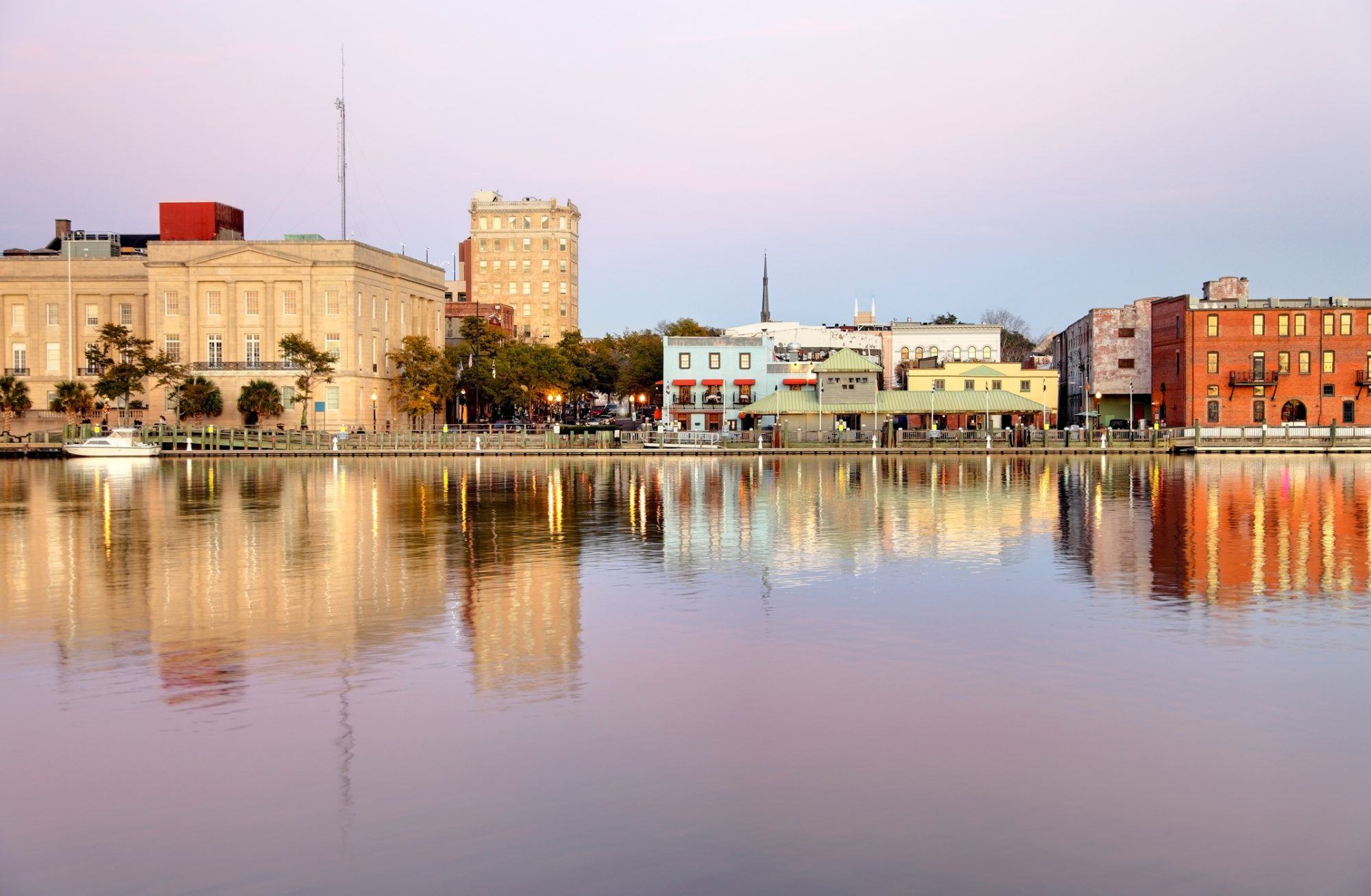 Wilmington NC Riverfront