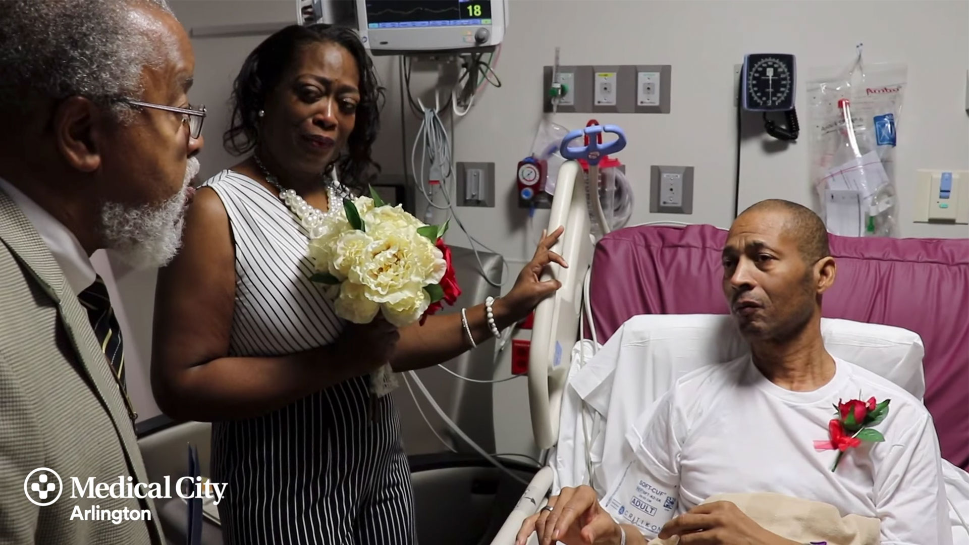 Medical City Arlington Wedding