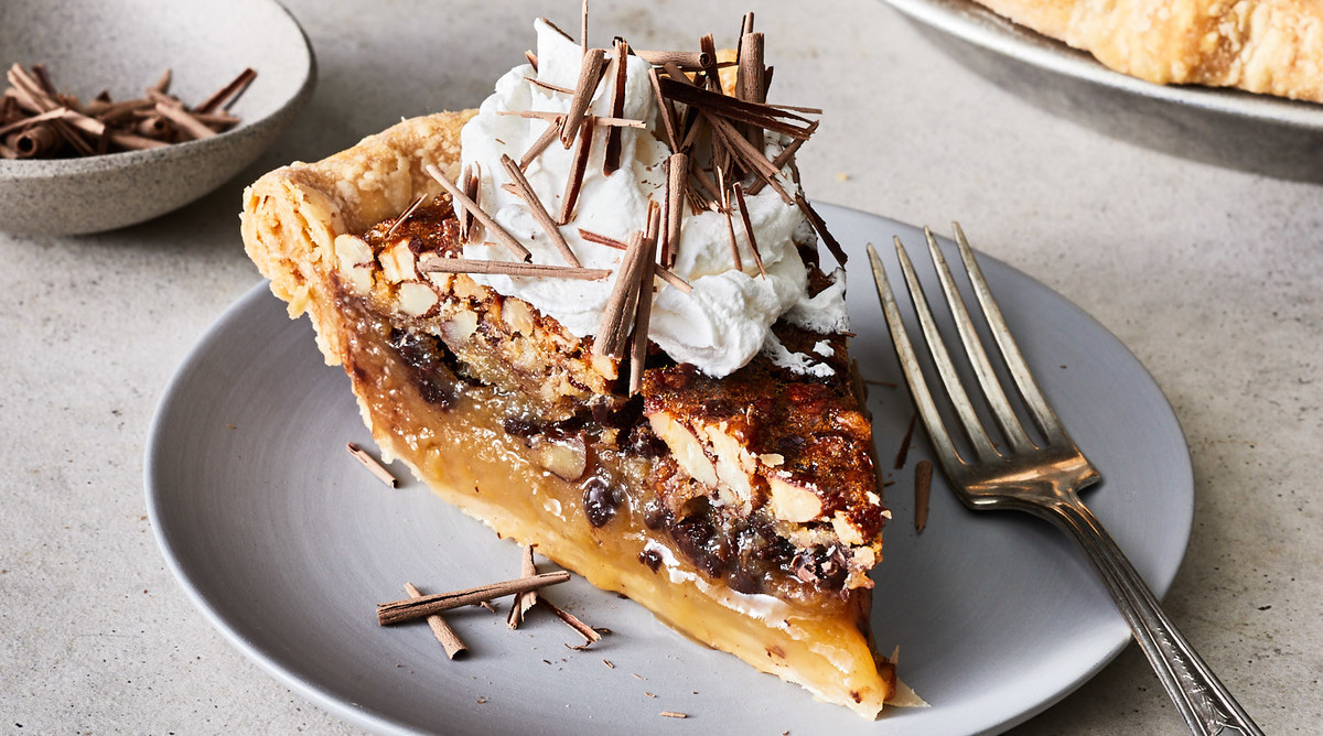 Kentucky Bourbon Pie