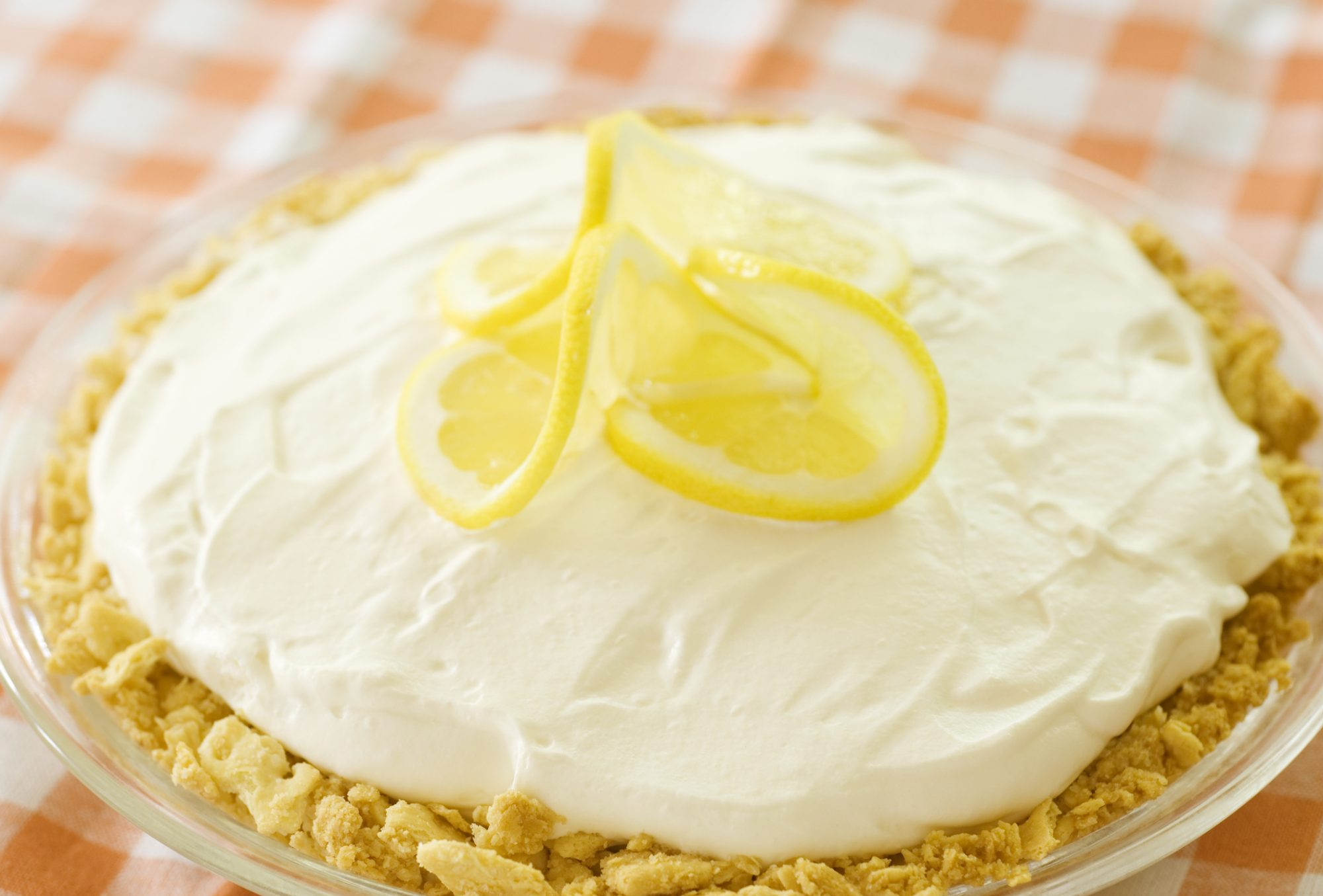 Atlantic Beach Lemon Pie