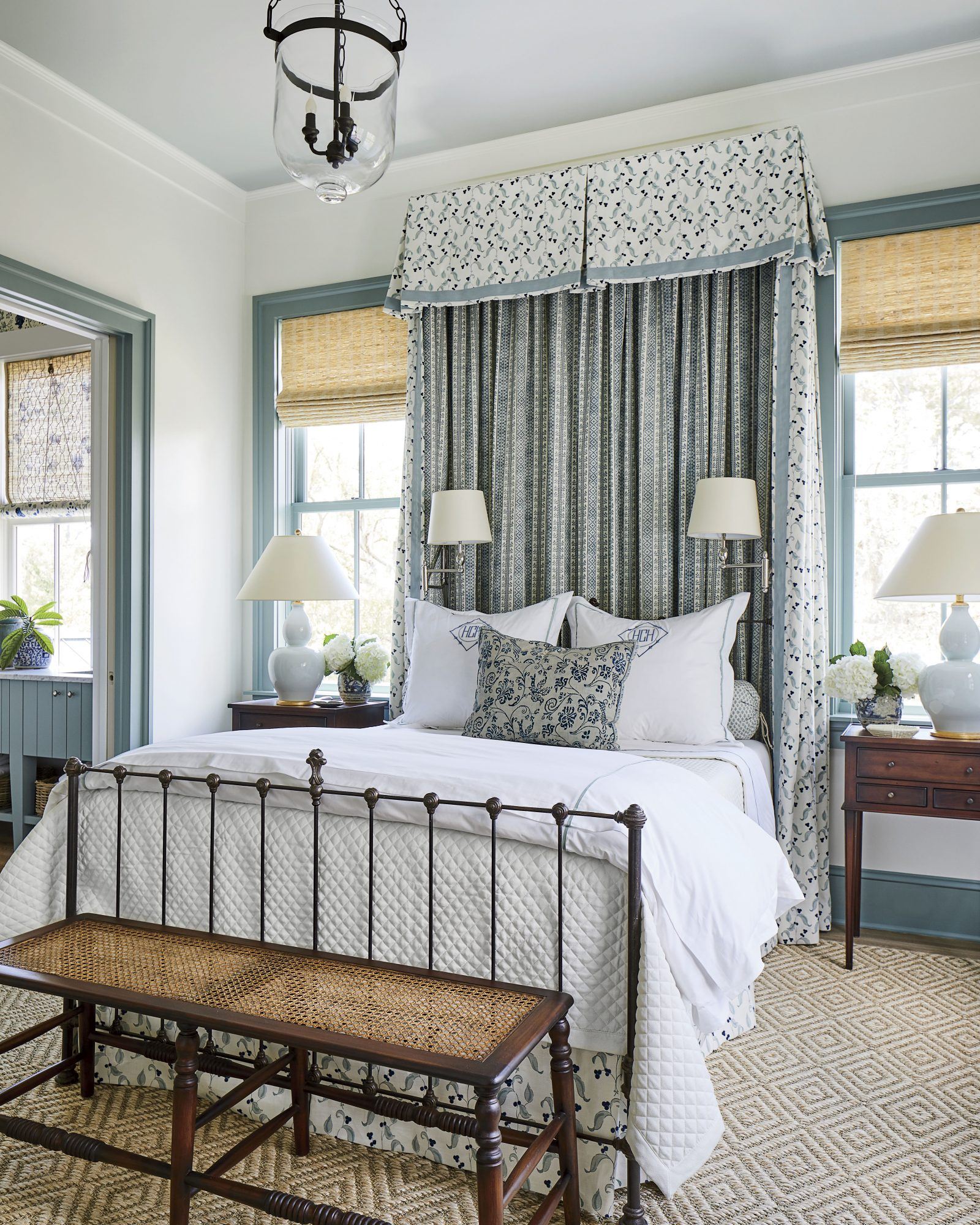 2019 Idea House Queen Guest Bedroom