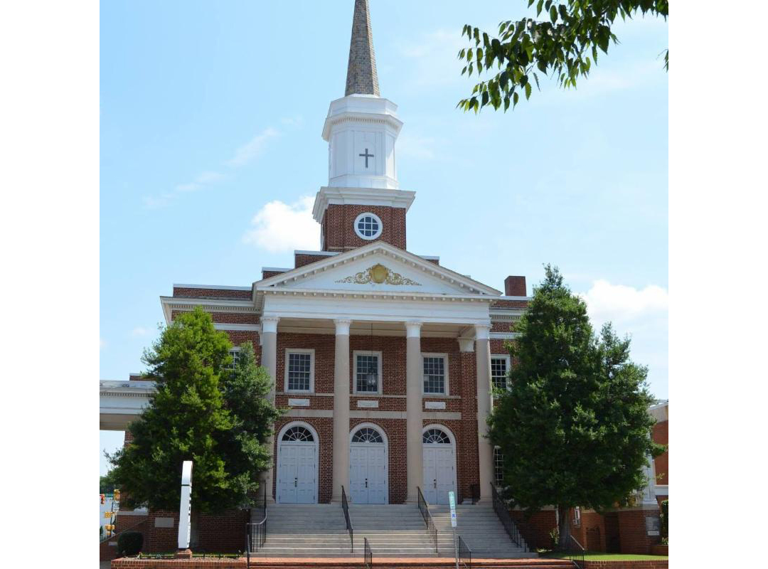 First United Methodist Church in High Point NC