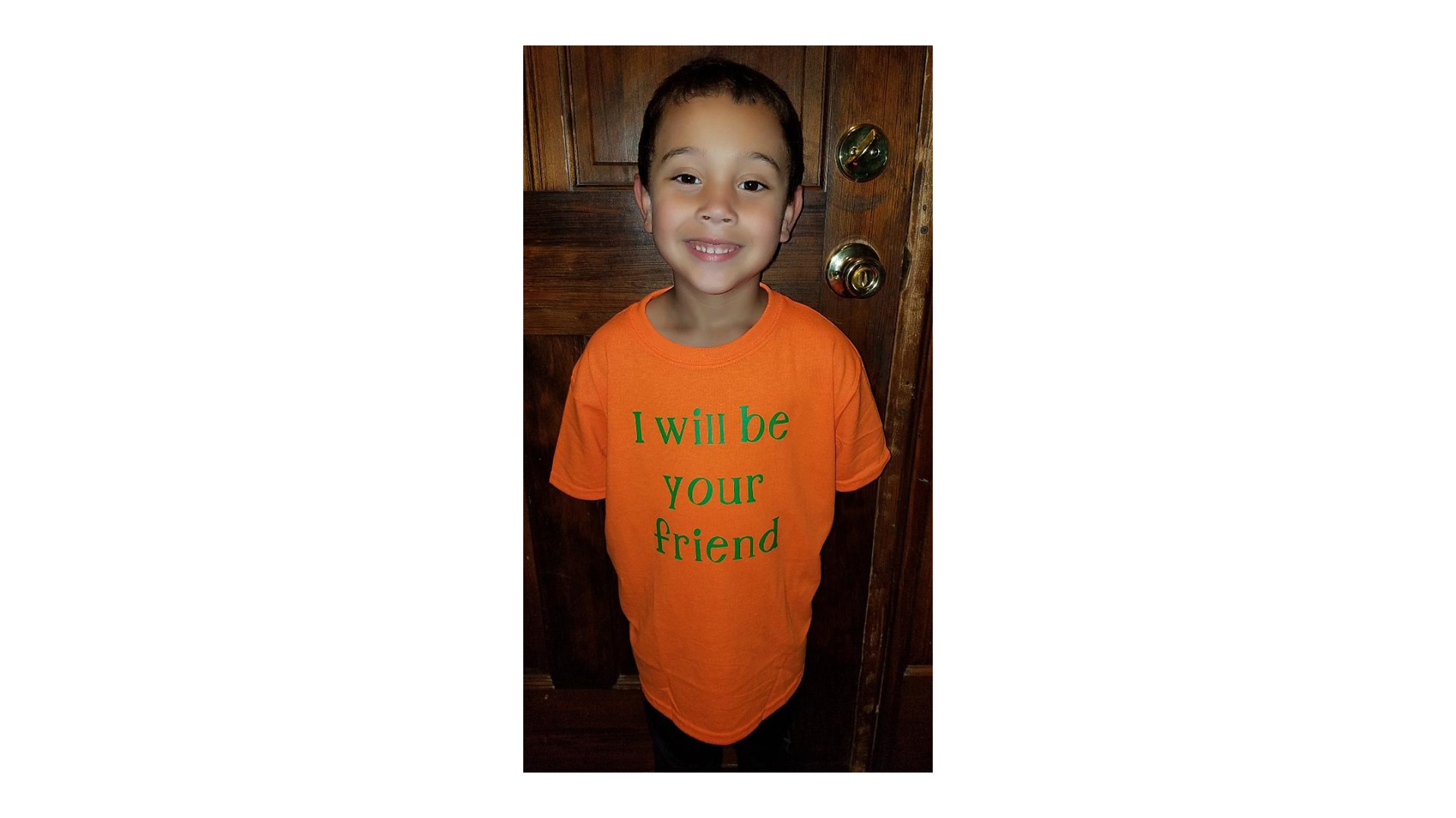 I Will Be Your Friend T-shirt