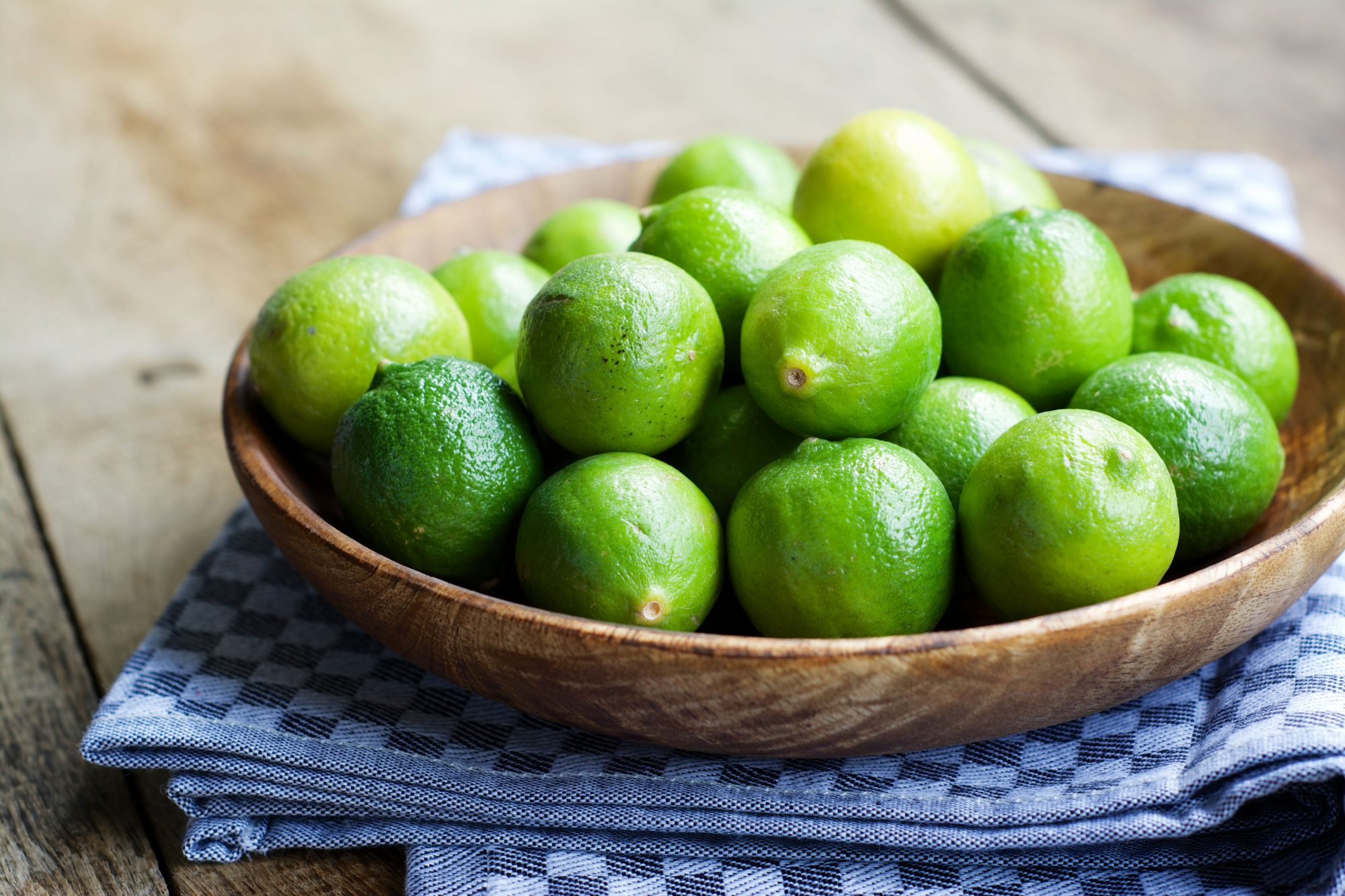 The Difference Between Key Limes and Regular Limes