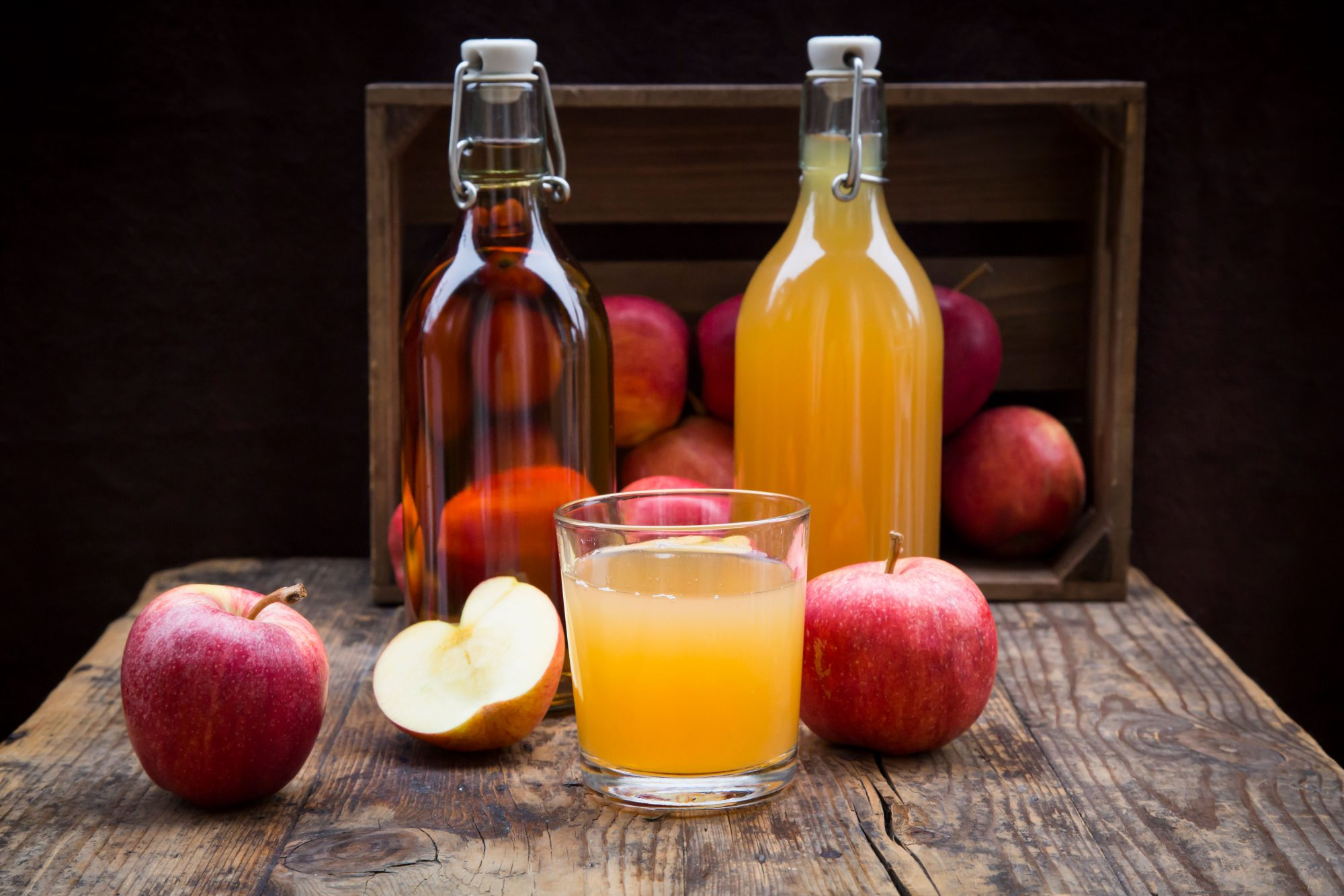 Apple Cider vs Apple Juice