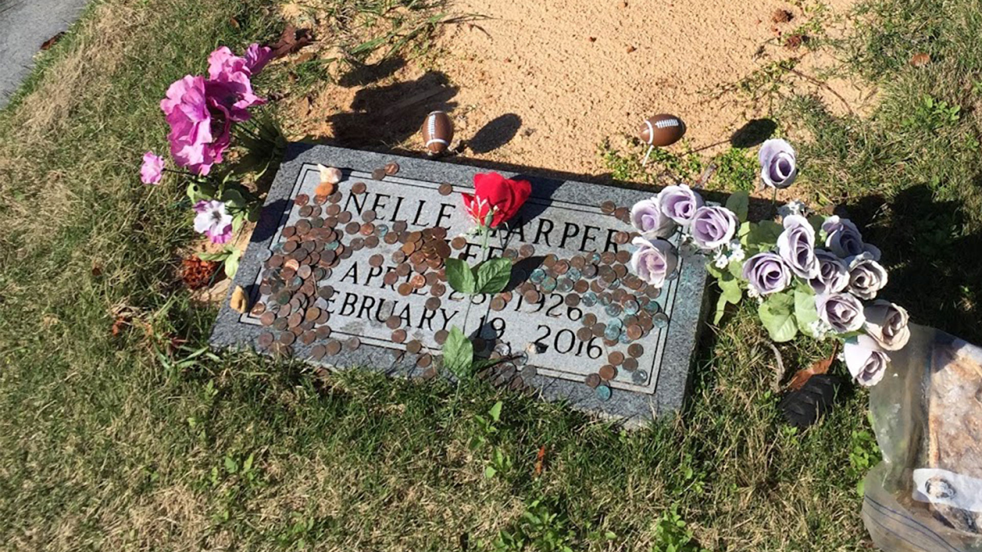 Harper Lee Grave