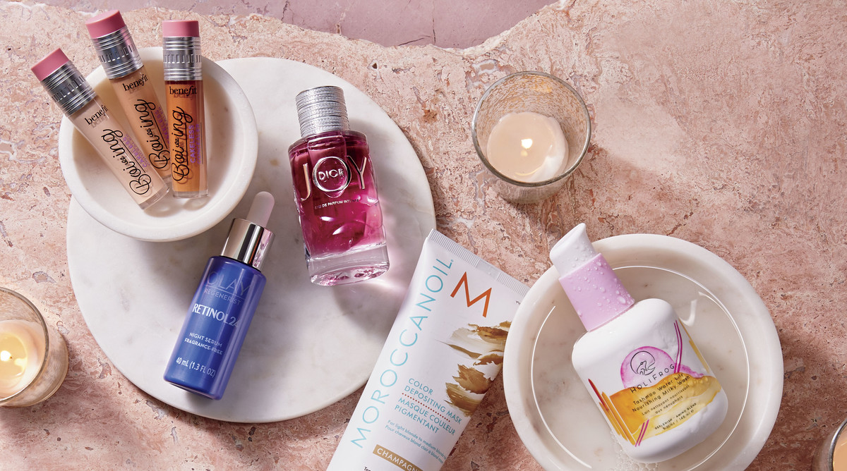 October Beauty Launches Tout