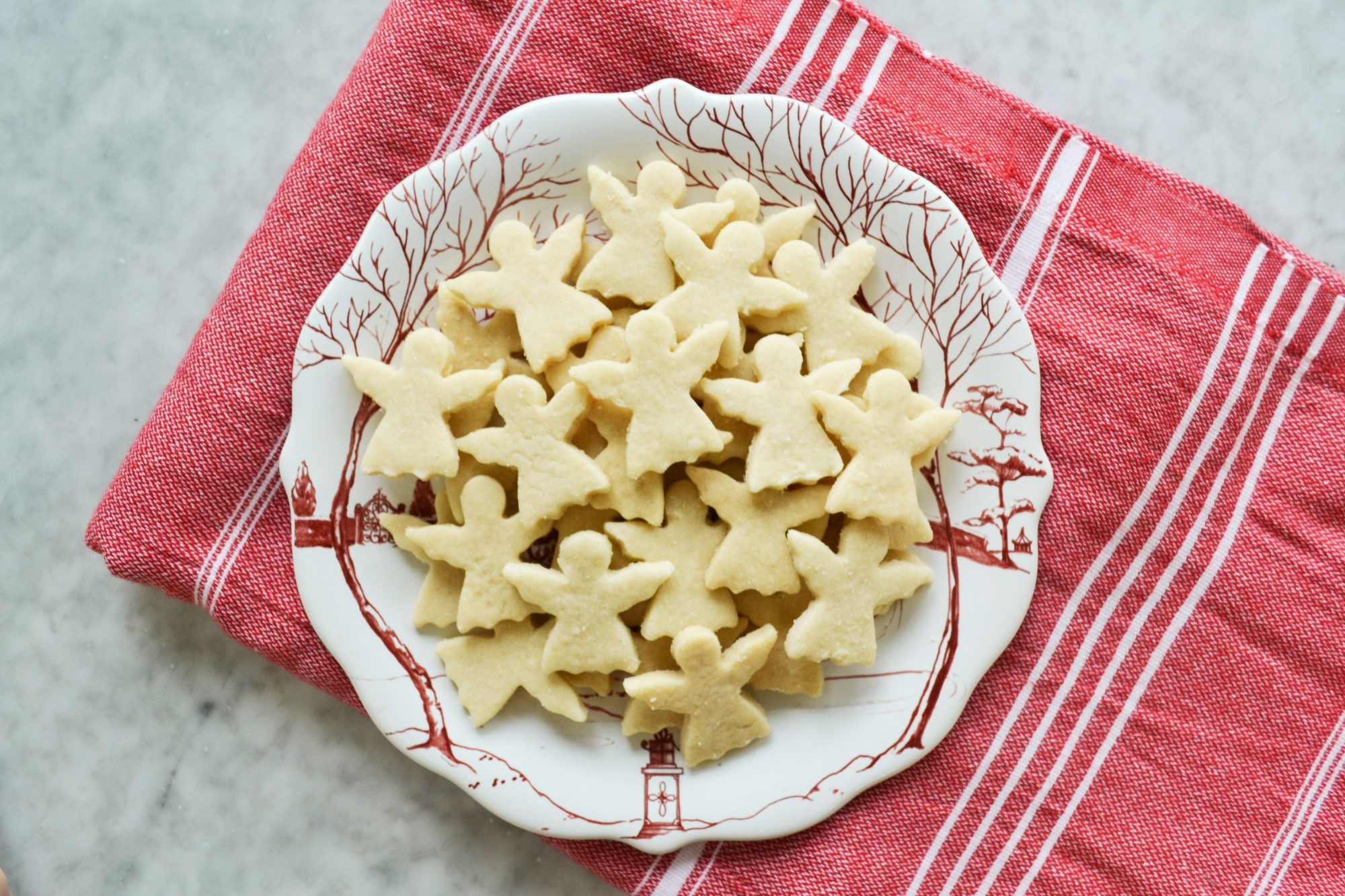 Miss Iona's Shortbread Cookies
