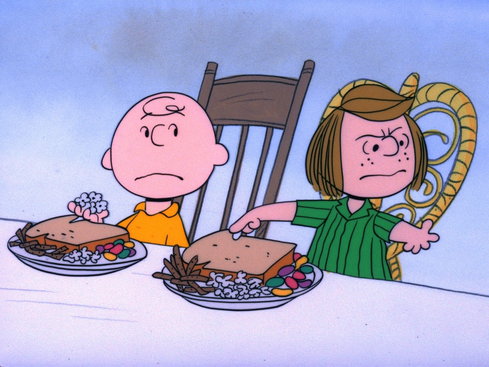 """""""A Charlie Brown Thanksgiving"""" Is Airing This Month"""