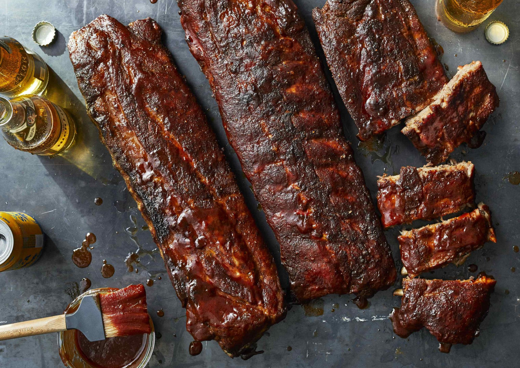 Oven-Baked Baby Back Ribs | Southern Living