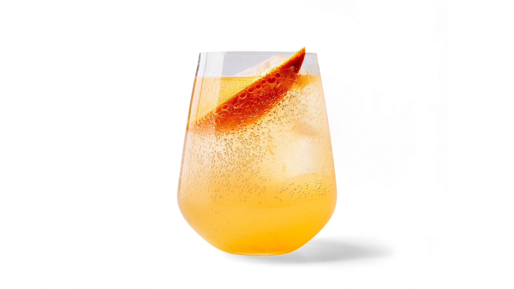 Spiffed-Up Spritzer