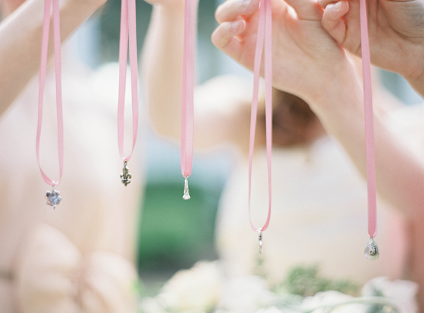 Cake Pull Charms; Photo: Jen Huang