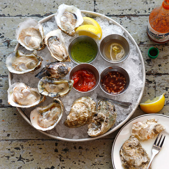 America's Best Oyster Bars: Pearl Dive Oyster Palace; Washington, DC