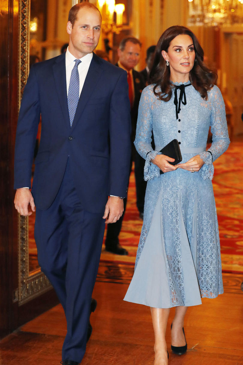 Kate Middleton Debuts Baby Bump in First Public Appearance Since Announcing Pregnancy