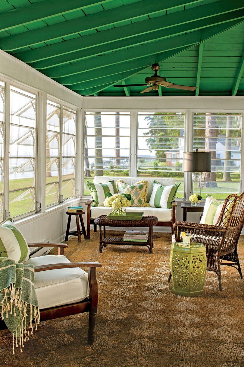 Zen Sunroom Ideas 1