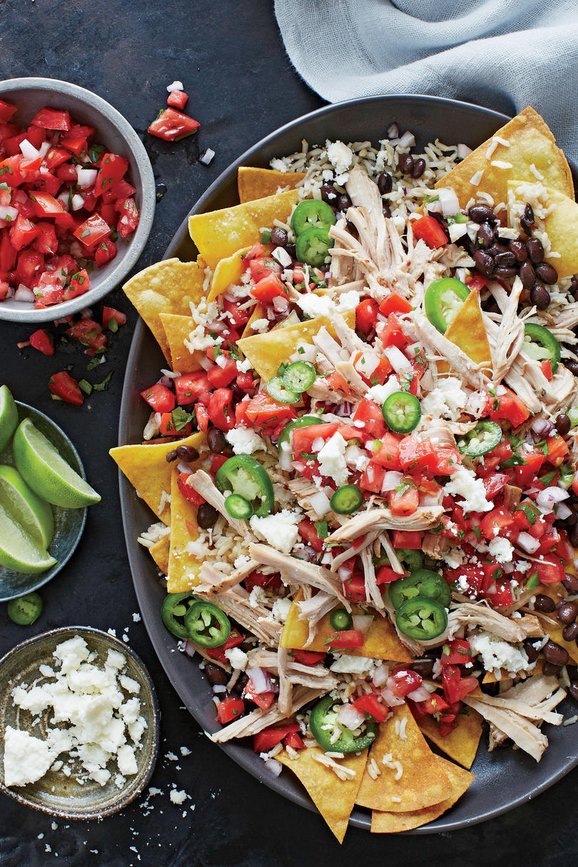 Pork Carnitas Nachos