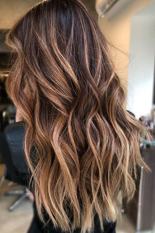 Caramel Hair Color Is Trending For Fall Here Are 15 Stunning