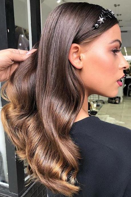 Brushed-Out Waves