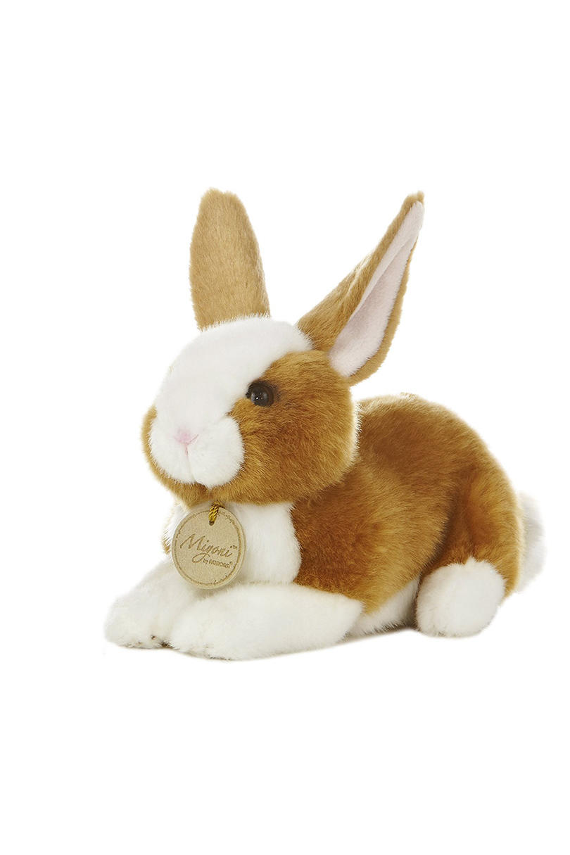 Easter Toy Bunny Plushie
