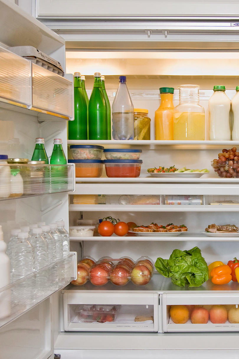 The One Mistake You're Making When Organizing Your Refrigerator