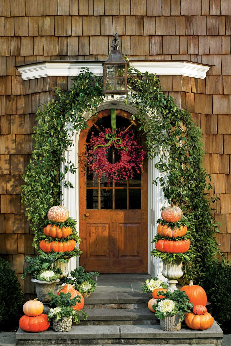 Outdoor Decorations For Fall