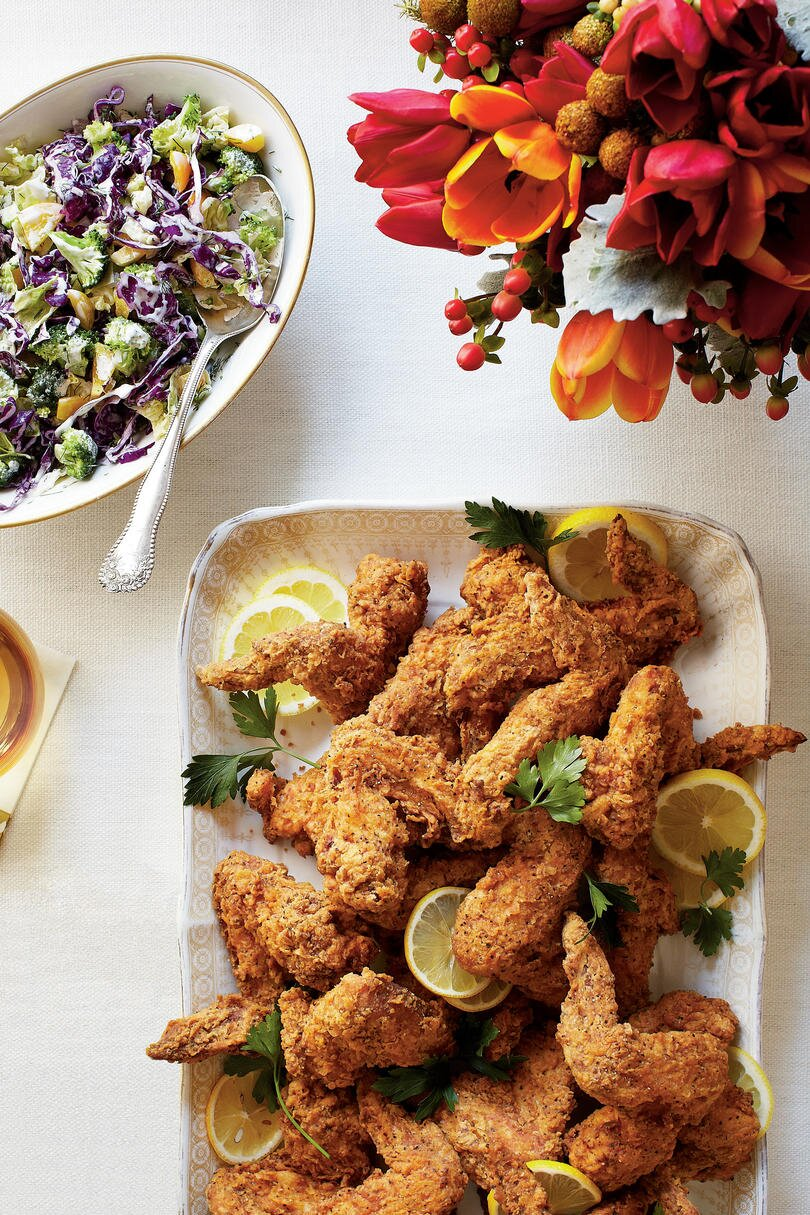 25 FRIED CHICKEN RECIPES YOUR SOUTHERN MAMA WOULD APPROVE OF