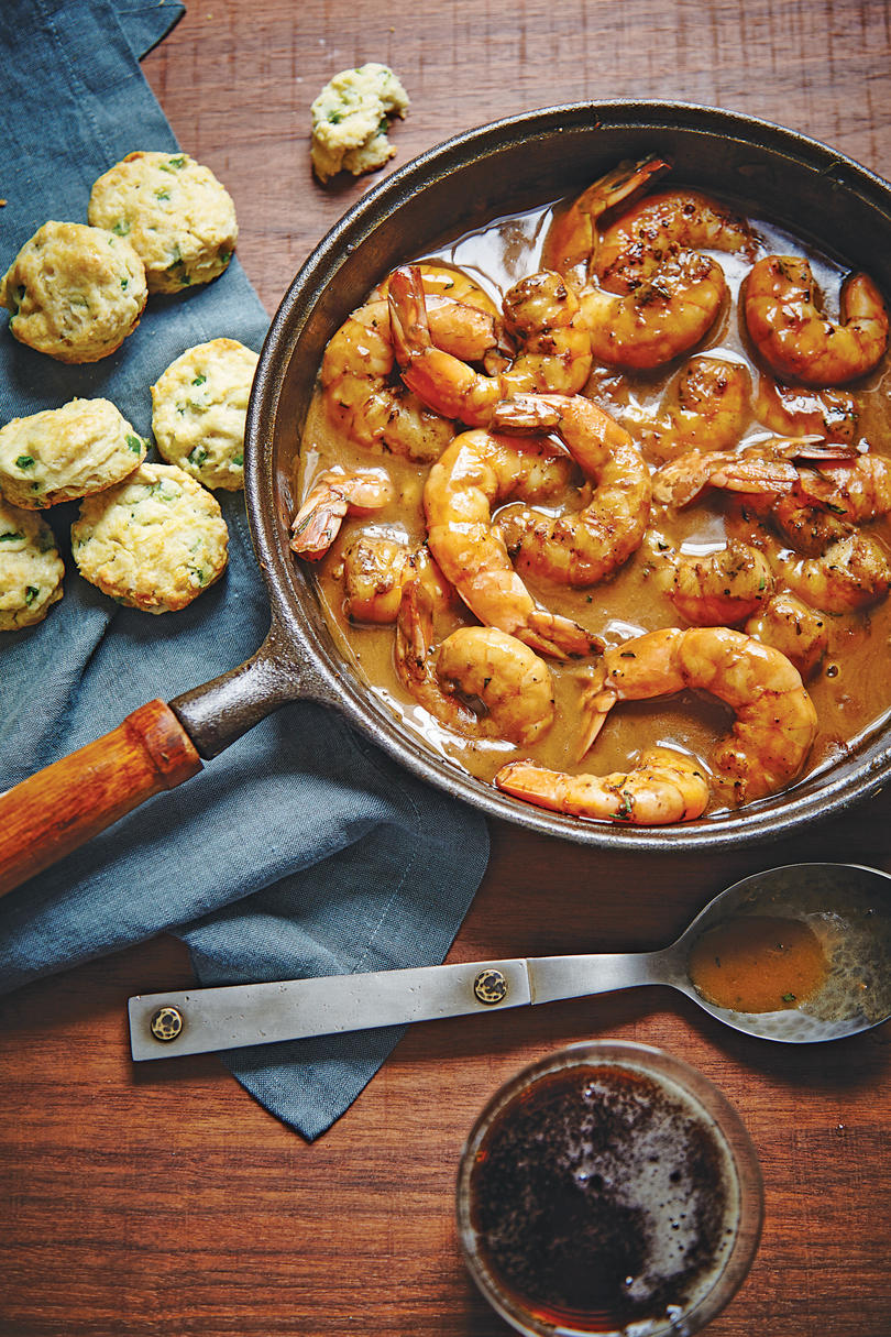 Easy Barbecue Shrimp