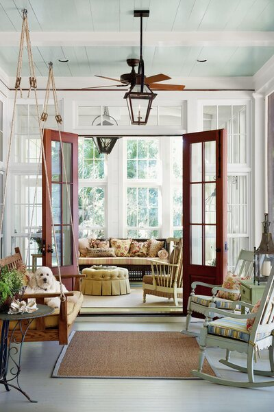 7 Ways To Make A New Old House