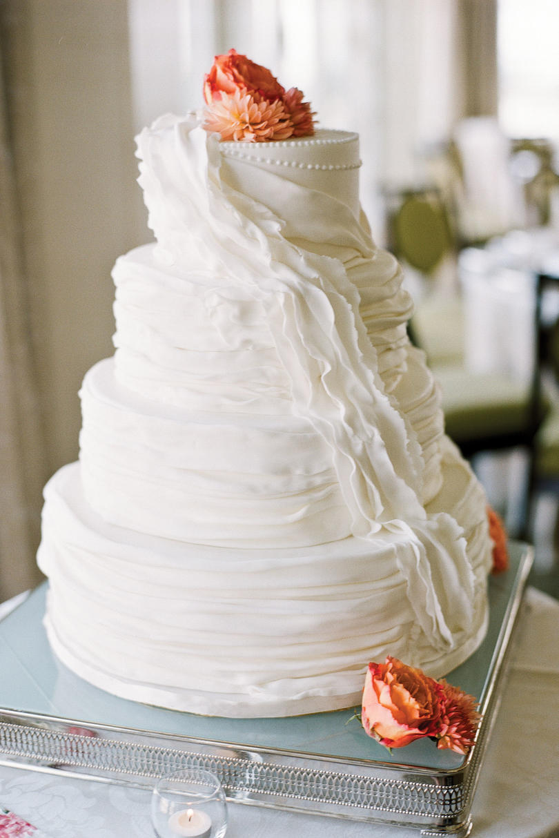 Uniquely Southern Wedding Cakes