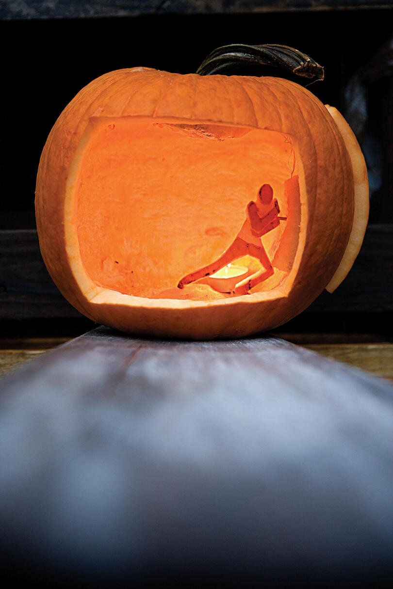 33 Pumpkin Carving Ideas